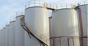 储油罐区:万达化工集团(山东)