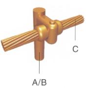 扁带与扁带连接放热焊粉选型用量常规表