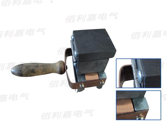 铝热焊接模具